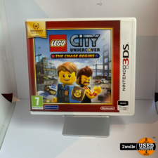 nintendo Nintendo 3DS game   Lego City Undercover: The Chase Begins