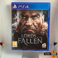 nintendo Lords of the fallen playstation 4 game
