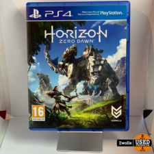 nintendo Horizon zero dawn playstation 4 game