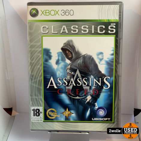 Xbox 360 game | Assassin's Creed