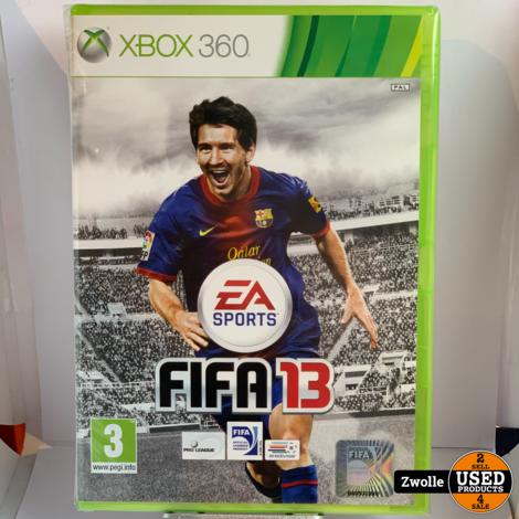 Xbox 360 game | FIFA 13
