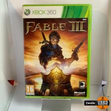 xbox Xbox 360 game   Fable 3