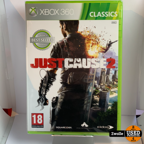 Xbox 360 game  | Just Cause 2