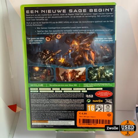 Xbox 360 game | Halo 4