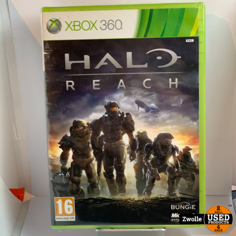 Xbox 360 game | HALO reach