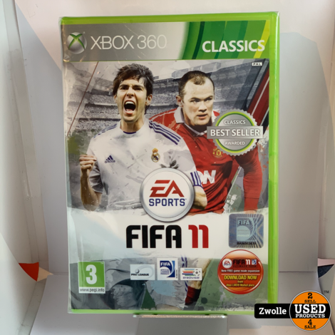 Xbox 360 spel | FIFA 11