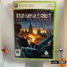 xbox Xbox 360 game | Turning Point Fall of Liberty
