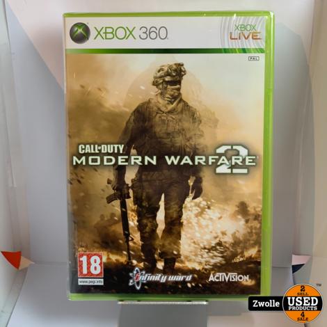 Xbox 360 game | Modern Warfare 2