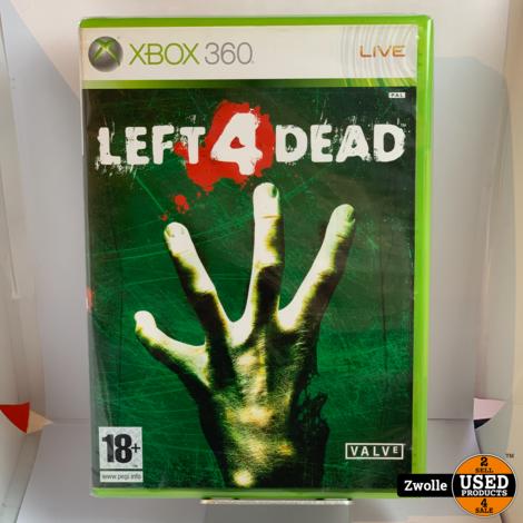 Xbox 360 game | Left 4 Dead