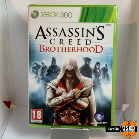Xbox 360 game | Assassin's creed brotherhood