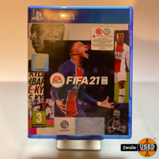 Playstation 4 game fifa 21