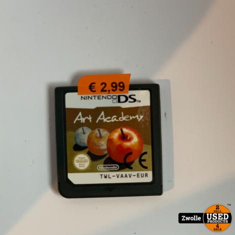 Nintendo DS game | art academy
