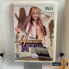 nintendo Nintendo Wii game | HAnnah Montana