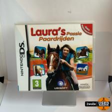 nintendo Nintendo DS game | Laura's passie paardrijden