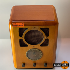 overig Hout ontworpen Radio