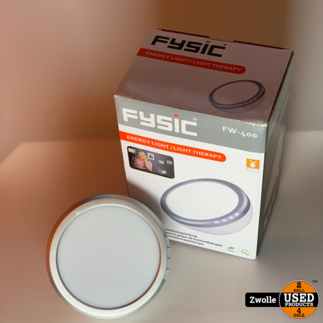 Fysic Energielamp FW-400