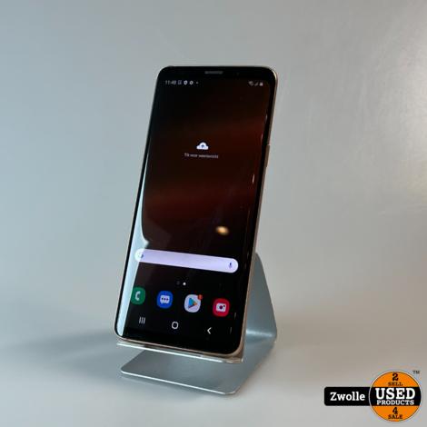 Samsung Galaxy S9 | 64 GB | Compleet in doos