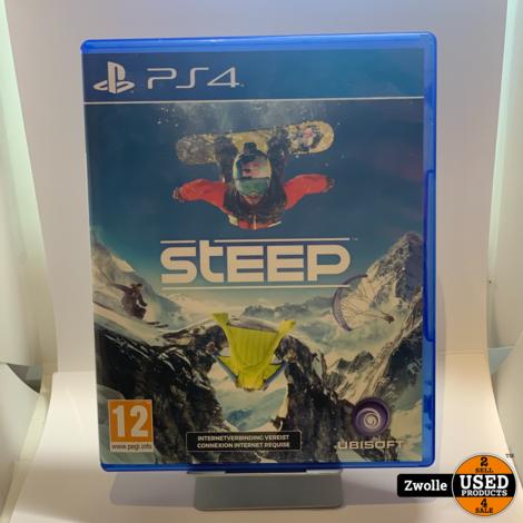 Playstation 4 game Steep