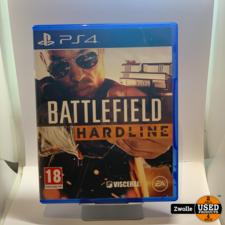 playstation PS4 Game | Battlefield Hardline
