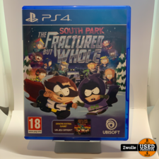 playstation Playstation 4 game South Park Fractured