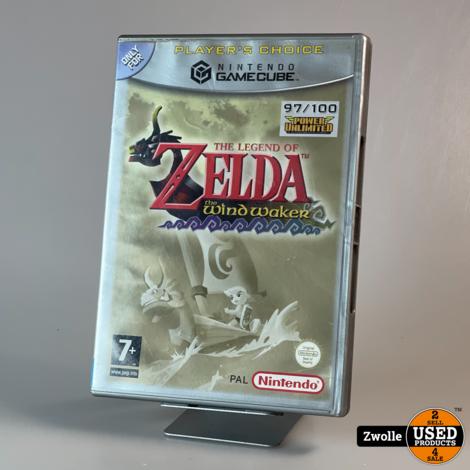 Gamecube spel | Zelda Windmaker