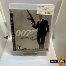 playstation Playstation 3 007 Quantum of solace