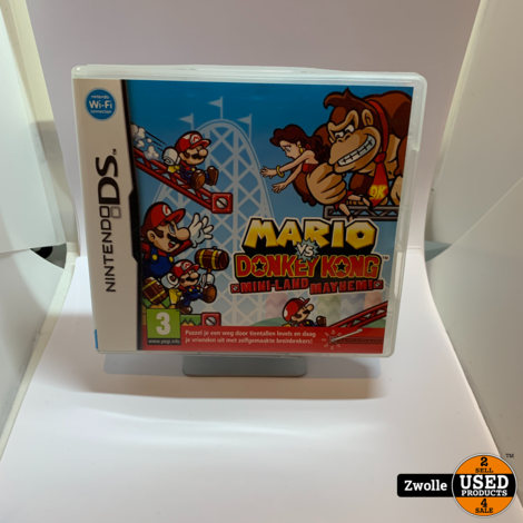 Nintendo DS game | Mario VS Donkey Kong