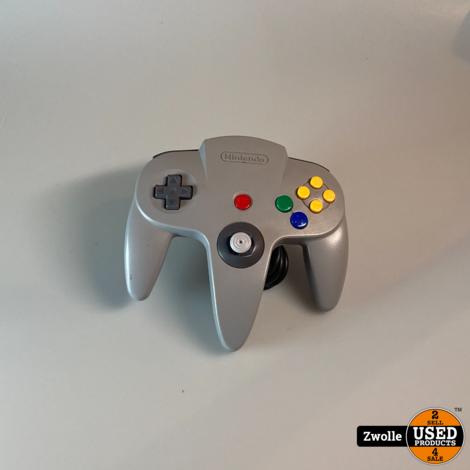 Nintendo 64 controller   Grijs