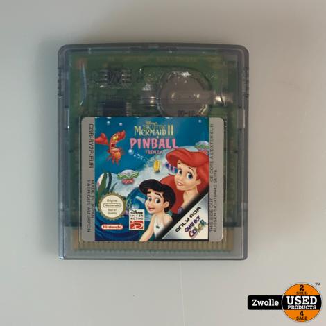 Gameboy game Pinball Mermaid