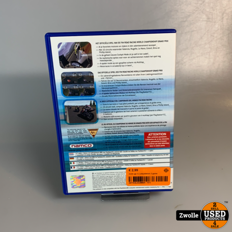 moto gp 3 || playstation 2 game