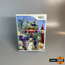 Wii Wii game medieval games