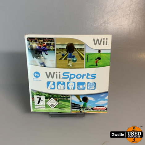 Wii Game Sports