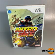 Wii Wii Game Nitrobike