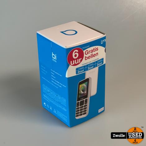 ALCATEL 1066D   prepaid telefoon inclusief beltegoed