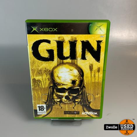 Gun Xbox Game