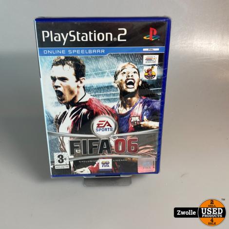 playstation 2 game | fifa 6