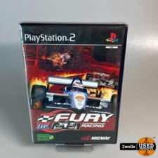 playstation 2 game | fury ; championship racing