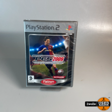 Playstation 2 game | pes 2009