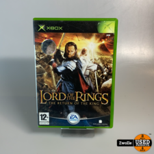 xbox xbox game | Lord of the Rings, The Return Of The King