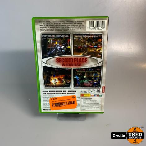 xbox game | Unreal Championship