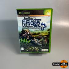 xbox xbox game | ghost recon , island thunder
