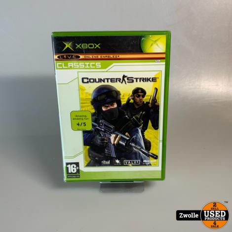 xbox game | counter strike
