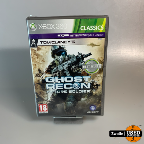 XBOX 360 game | Ghost Recon, Future Soldier