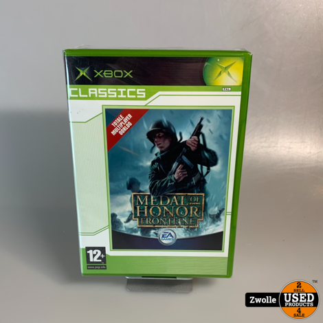 xbox game | Medal of Honor, Frontline