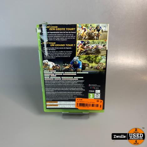 xbox 360 game | Le Tour de France