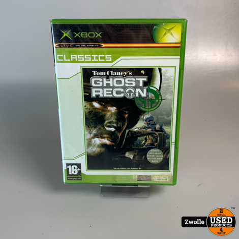 xbox game | Ghost Recon