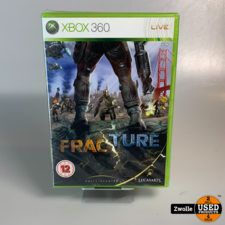 xbox FracTure | XBOX 360 game