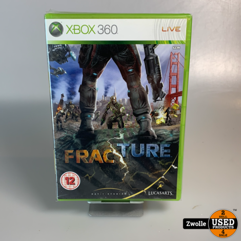 FracTure | XBOX 360 game
