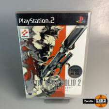 playstation PS2 game | Metal Gear Solid - Sons Of Liberty
