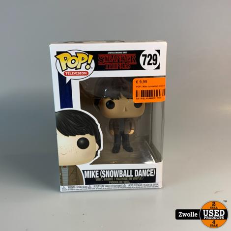 POP   Mike (snowball dance)   729